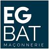 EG BAT, Artisan maçon à Anglet Logo